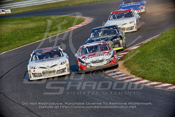 09/16/2017: NASCAR K&N Series Just Drive 125 Race @ NJMP Thunderbolt Circuit
