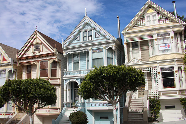 In Search Of The Full House House
