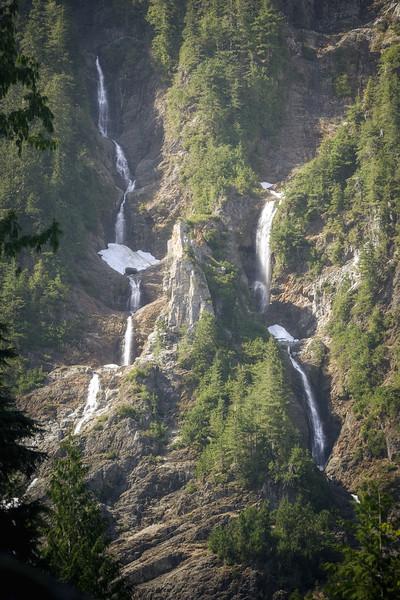 Evans Valley Waterfalls