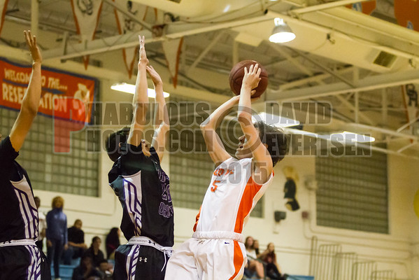 Boone Boys Varsity Basketball #2 - 2015