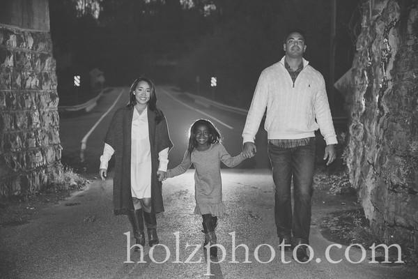 Porchusa Family BW