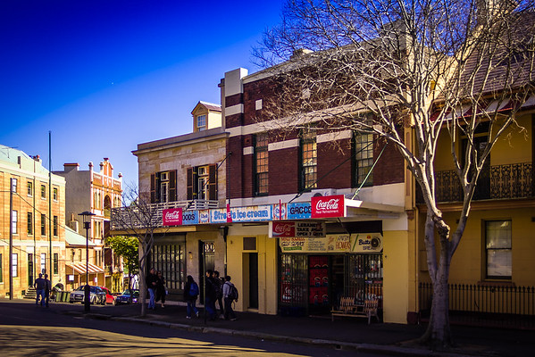 Dawes Point : Young Princess Hotel