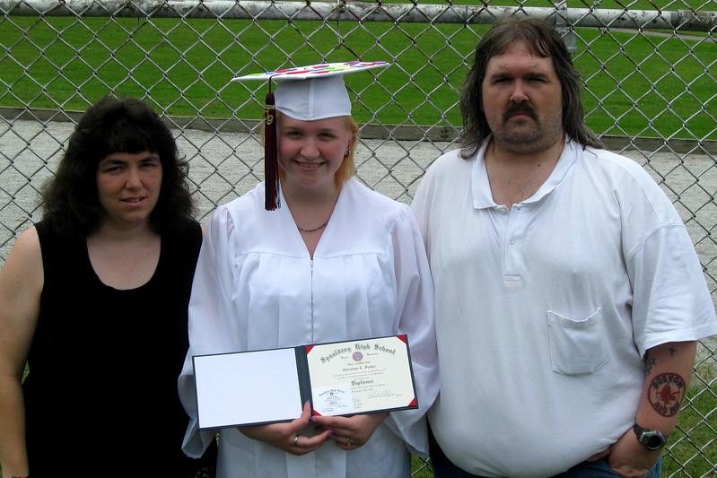 2009 Spaulding High School Graduation (Christi)