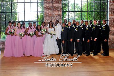 Tiffany & Raynard - Post-ceremony Formals