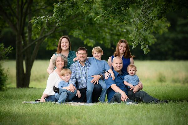 Mitchell Family Portraits