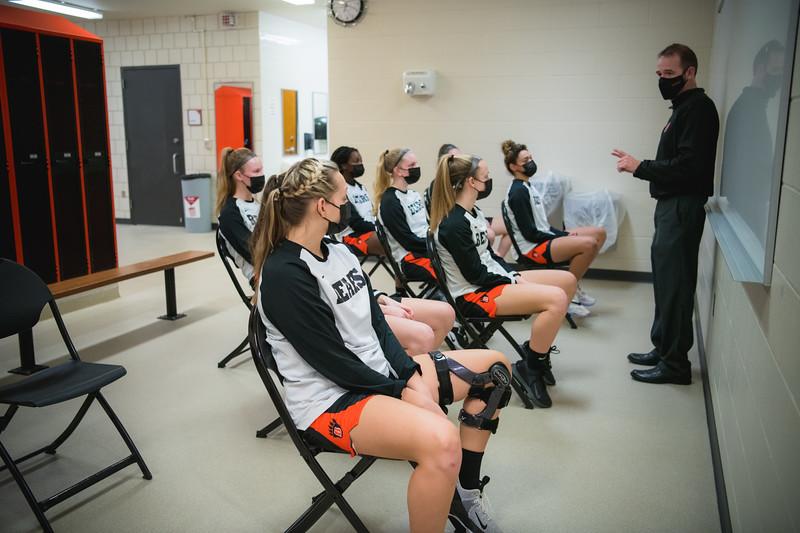 WBL Girls Varsity Basketball V Irondale 2021