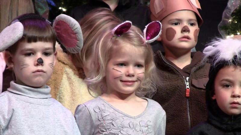 Jamie's Christmas Program 2011