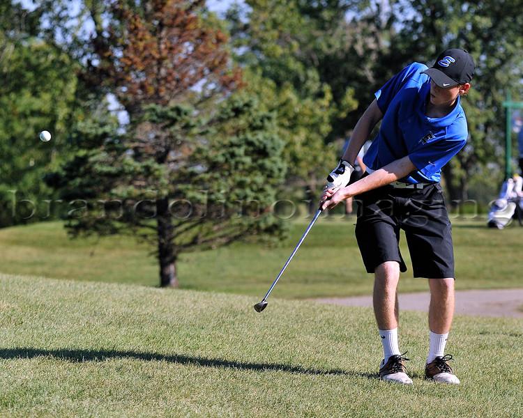 Lincoln-Way East JV Men's Golf 2016