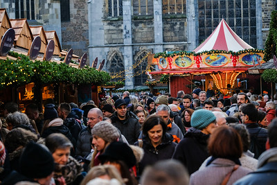 Thanksgiving in Aachen, Germany