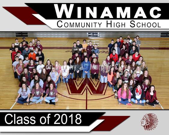 Winamac Seniors 2018