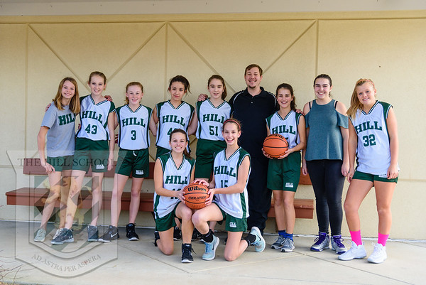 Basketball V Girls vs Highland