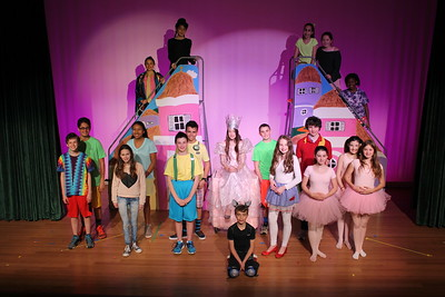 Westchester Middle School: Drama Production