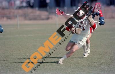 1984-1985 Men's Lacrosse