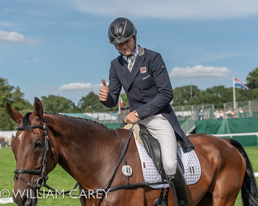 2018-08-30 Burghley Horse Trials Day 2 - first day of dressage