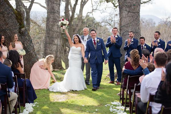Louis and Laurel's Wedding