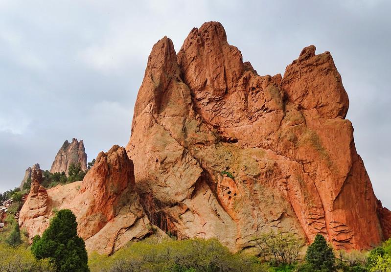 Garden of the Gods, Colorado Springs, Colorado