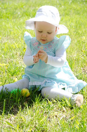 Emma's First Easter