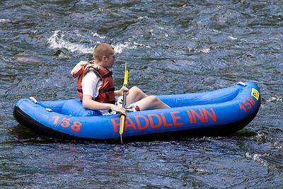 2009.07.25 Nantahala Water Rafting
