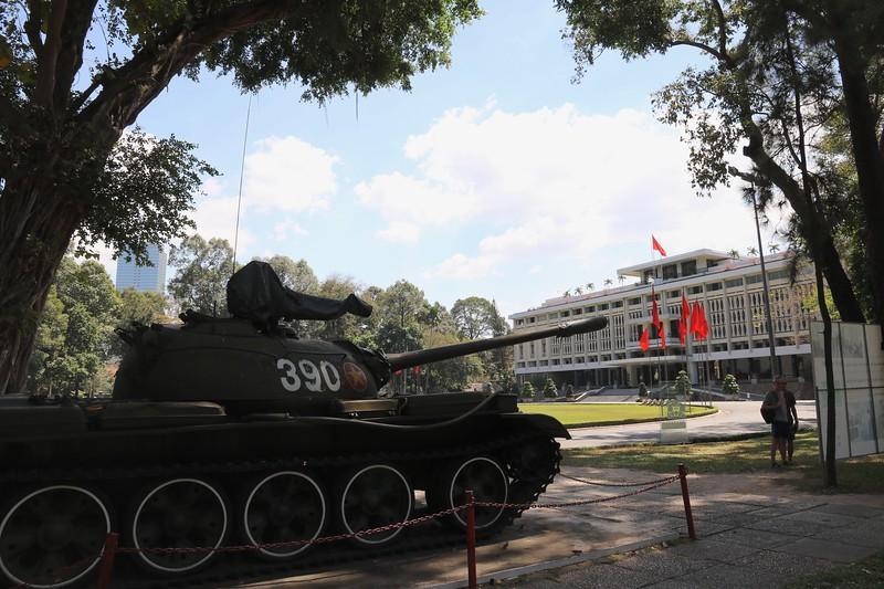 Independence Palace (Reunification Palace)