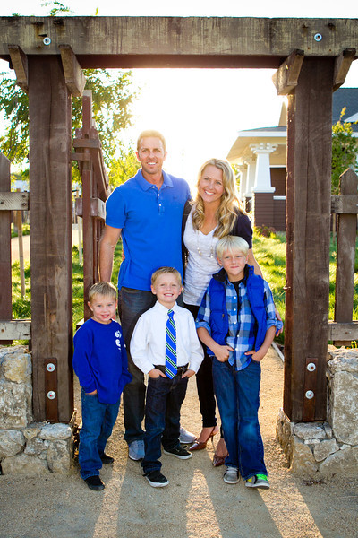 Scott Family - Oct 2011