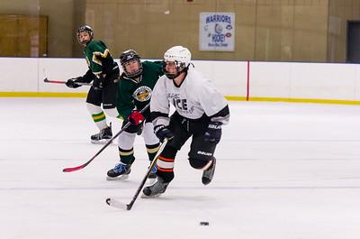 Game 05 - Bantam - NBYHL Black Bears vs. Pleasant Valley