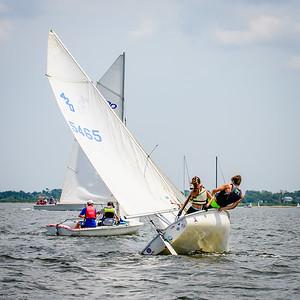 2018 KYC Jr Sailing Regatta