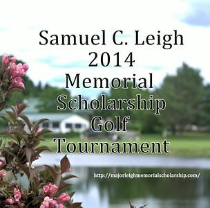 Samuel Carson Leigh 2014 Golf Tournament
