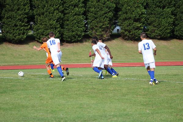 Varsity Soccer vs Norfolk Academy, Sept. 16