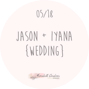Jason + Iyana
