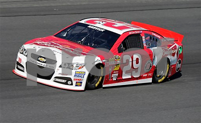 NASCAR Charlotte Test_Thom(3)