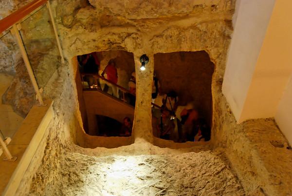 Jerusalem - A Igreja do Santo Pedro em Galicantu