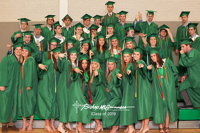 BISHOP MCGUINNESS CATHOLIC HIGH SCHOOL CLASS OF 2019