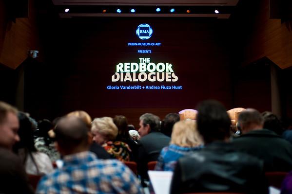 Gloria Vanderbilt & Andrea Fiuza Hunt in The Red Book Dialogues