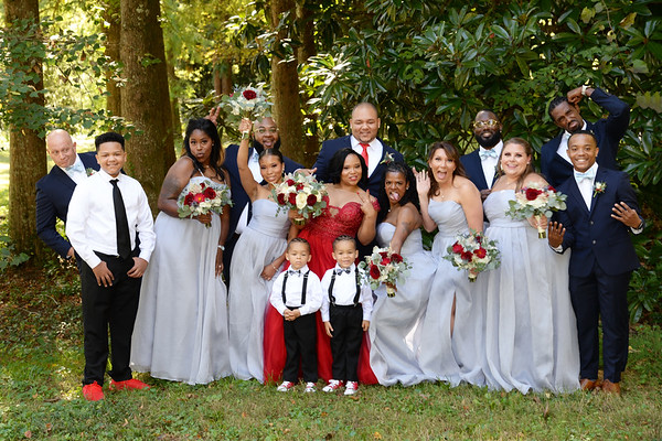 Dannisha and Anthony Wedding