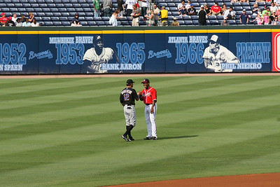 Braves vs Mets 2009