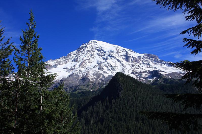 Mount Rainier Day 1