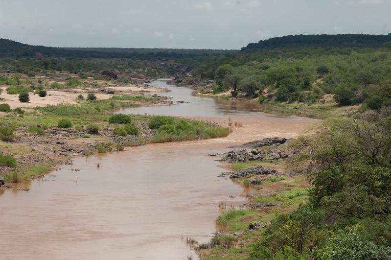 Oliphant River, Kruger National Park