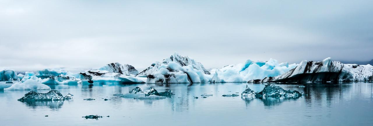 Jökulsárlón - Glacier Lagoon, Iceland