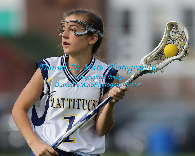 Mattituck/Greenport/Southold Girls Lacrosse vs Sayville 5-10-13