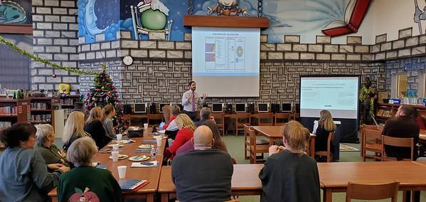 INSIDE CCISD December Session