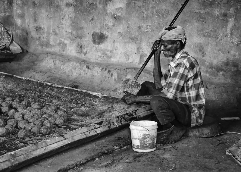The Jaggery Maker