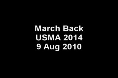 March-Back Video