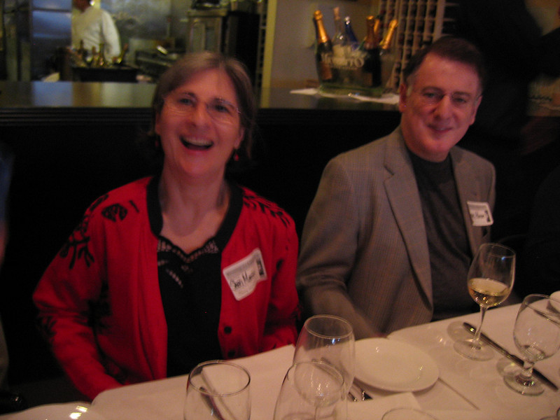 Sheri Morrison and Seamus Moran