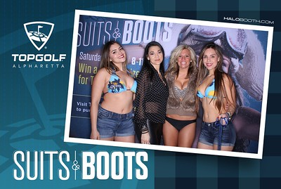 Suits & Boots @ TopGolf Alpharetta