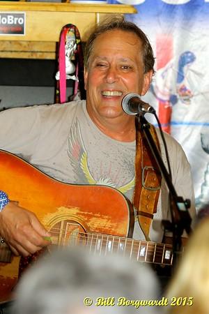 August 3, 2015 - Charlie Major House Concert at Dog Rump Creek Tavern
