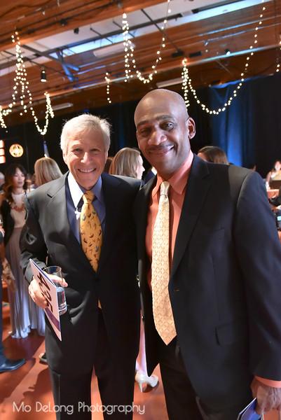 Bob Rosenberg and Alvin Gillmore