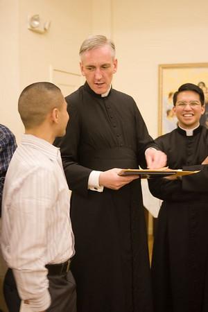 Fr. Wiener Farewell