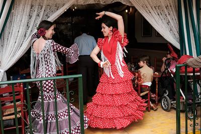 Sevilla and Feria