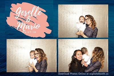 Mario & Geselle Wedding
