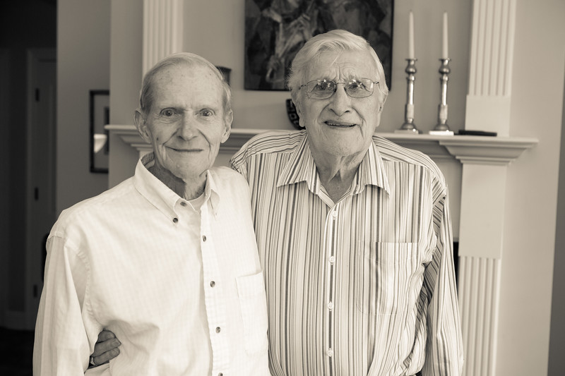 David and Robert Stearns